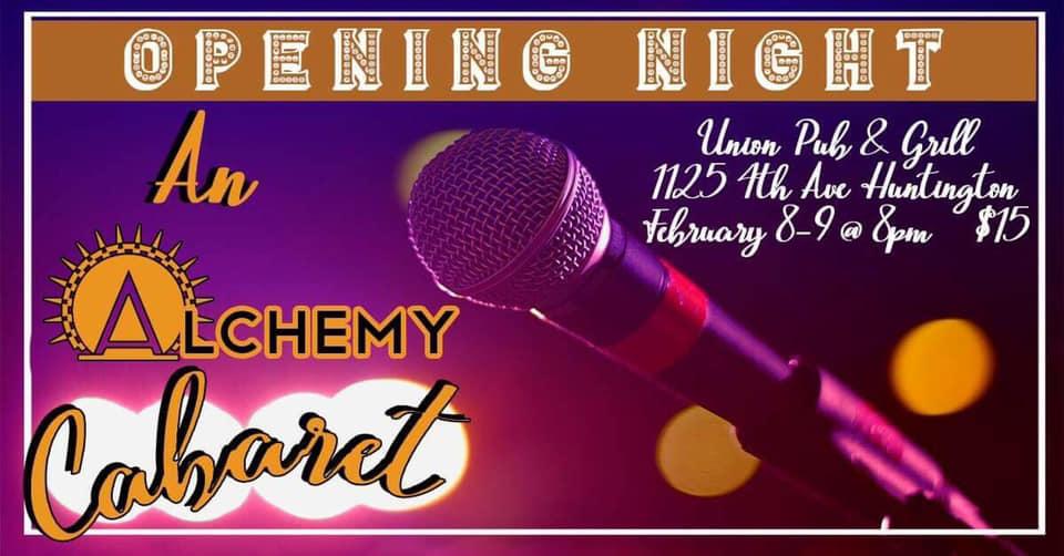 Opening Night: An Alchemy Cabaret