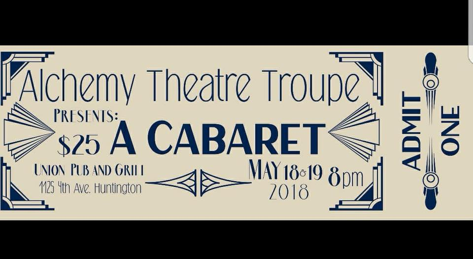 Opening Night: A Cabaret to Introduce Alchemy Theatre Troupe