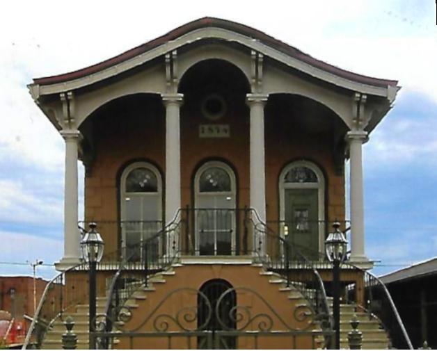 Mickey St. Clair and The Coin Harvey House logo
